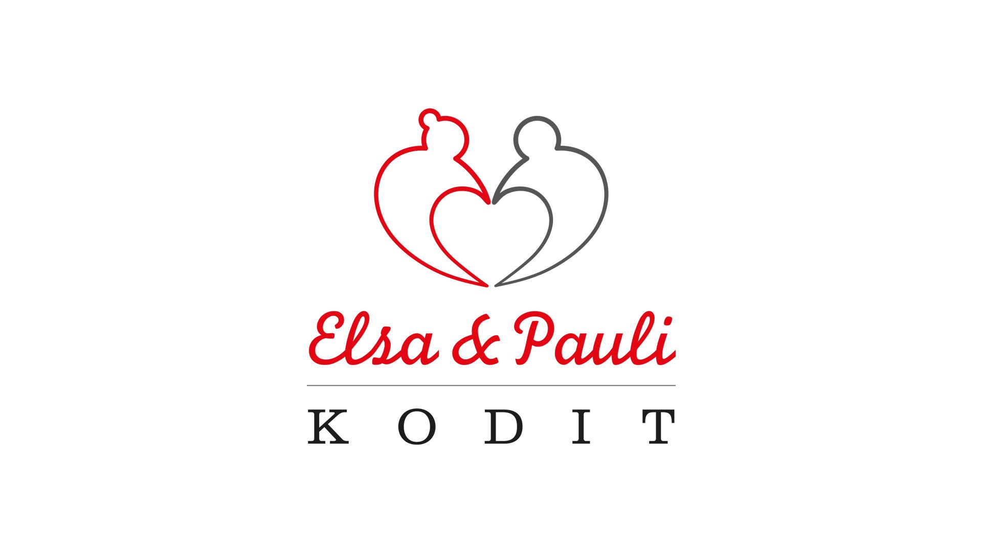 Elsa ja Pauli kodit, logo